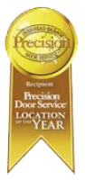 Location of the Year - Precision Door Service