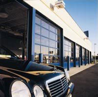 Commercial Glass Garage Doorr
