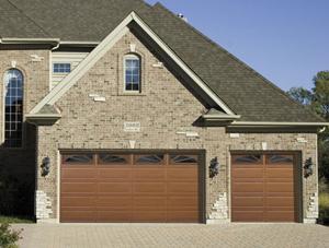 Precision garage door oklahoma city ok garage door for Garage door opener repair okc